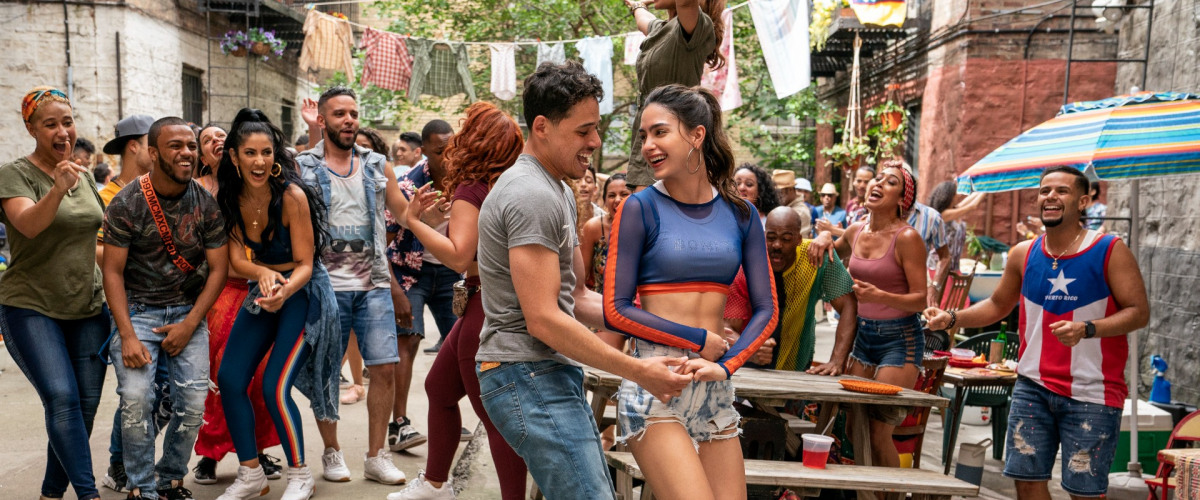 Film Review: <em> In The Heights </em>