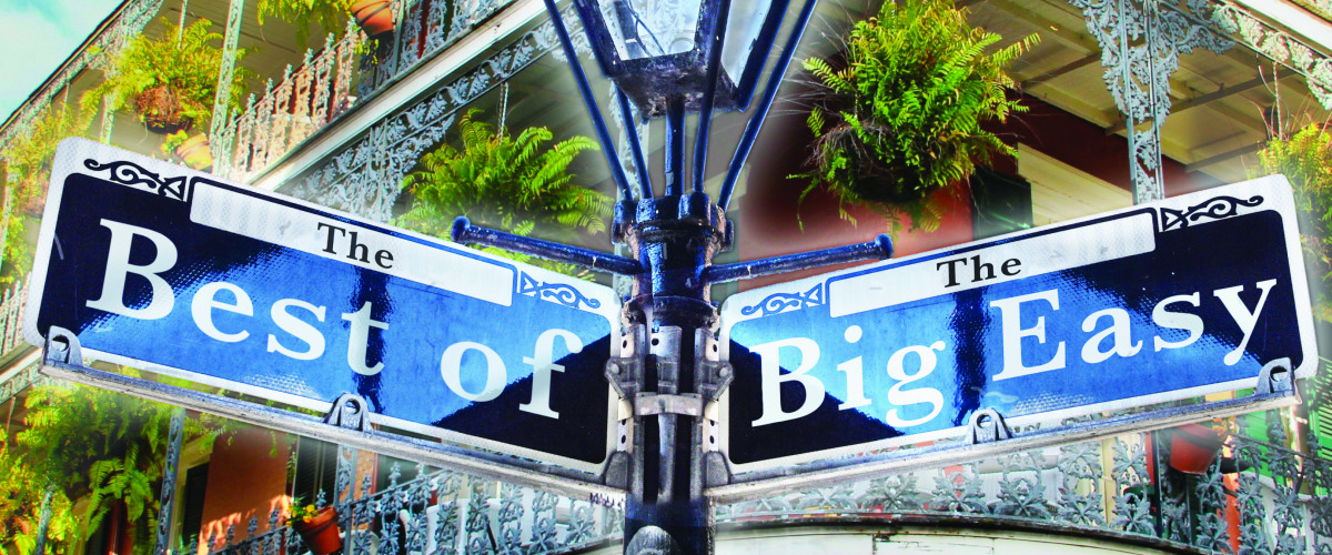 2021 Best of the Big Easy–Results in the Where Y'at July Issue