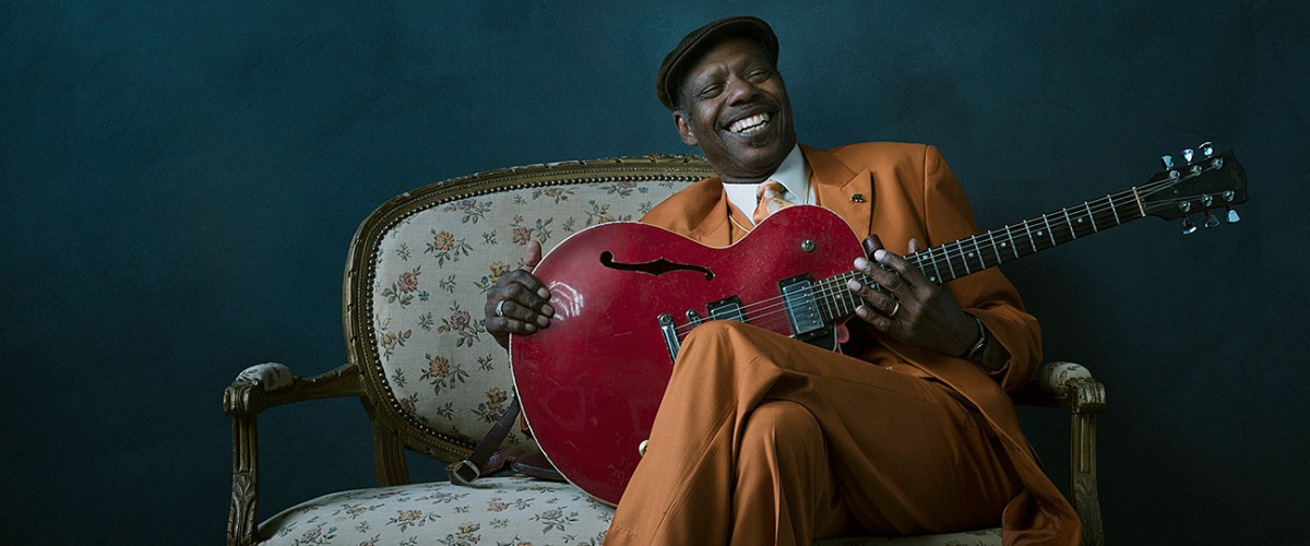 """Don't Stop the Music: """"Wolfman"""" Washington is Still Playing, But Not Feeling the Blues"""