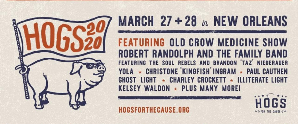 Hogs For The Cause 2020 May Be Cancelled, But Its Fundraising Continues!