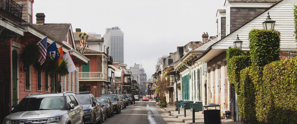 Tourism in Future New Orleans: What?s Next for the French Quarter?