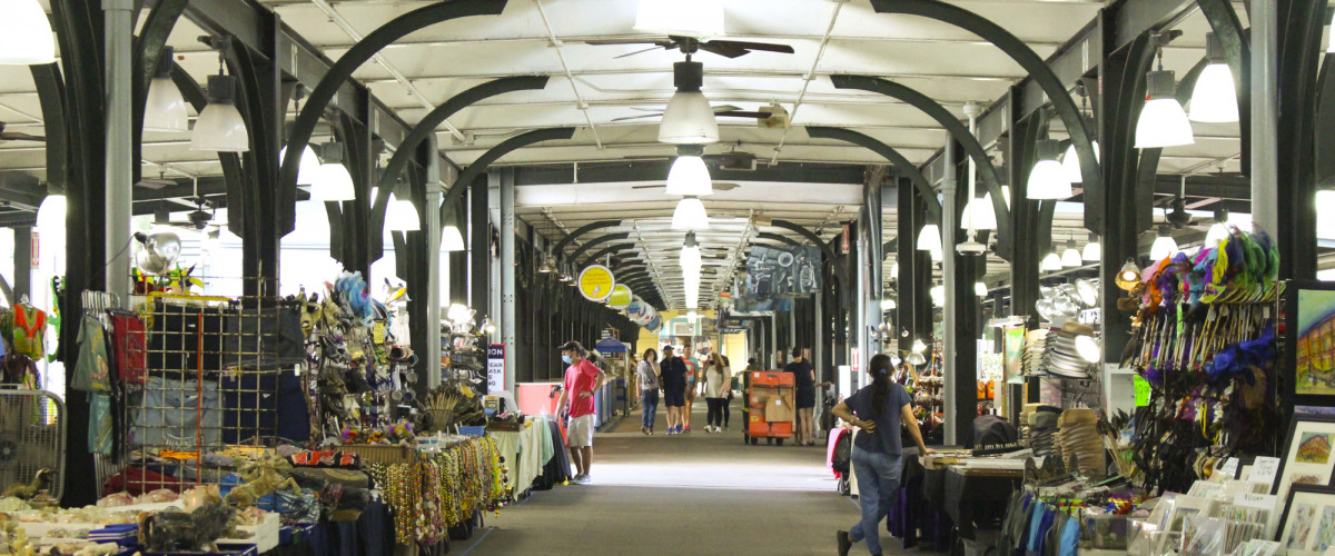 A World of Goods: The International Markets of New Orleans