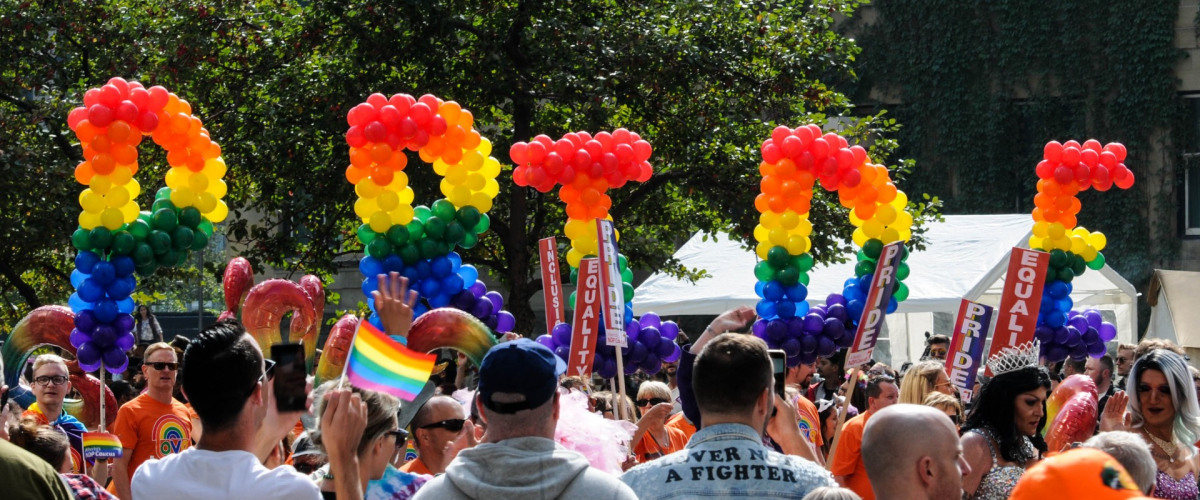 Go Out & Show Some Pride: Local NOLA Events During Pride Month