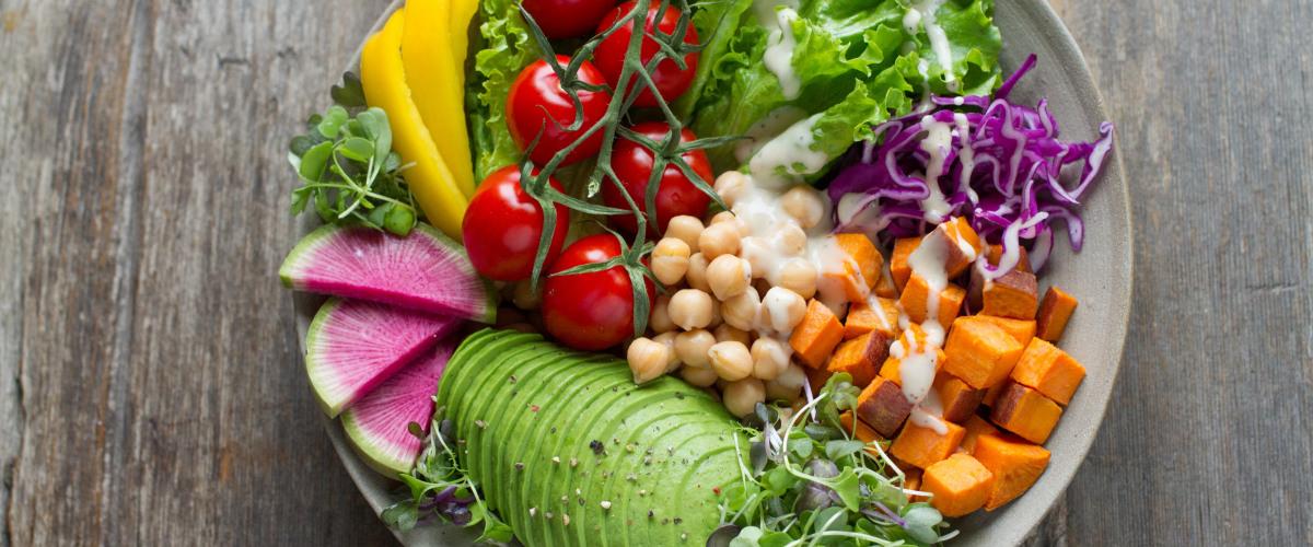 Five Vegetarian Restaurants to Celebrate World Vegetarian Day October 1