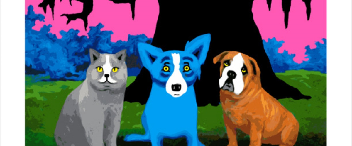 Art to the Rescue: George Rodrigue Foundation Donating to Nonprofits