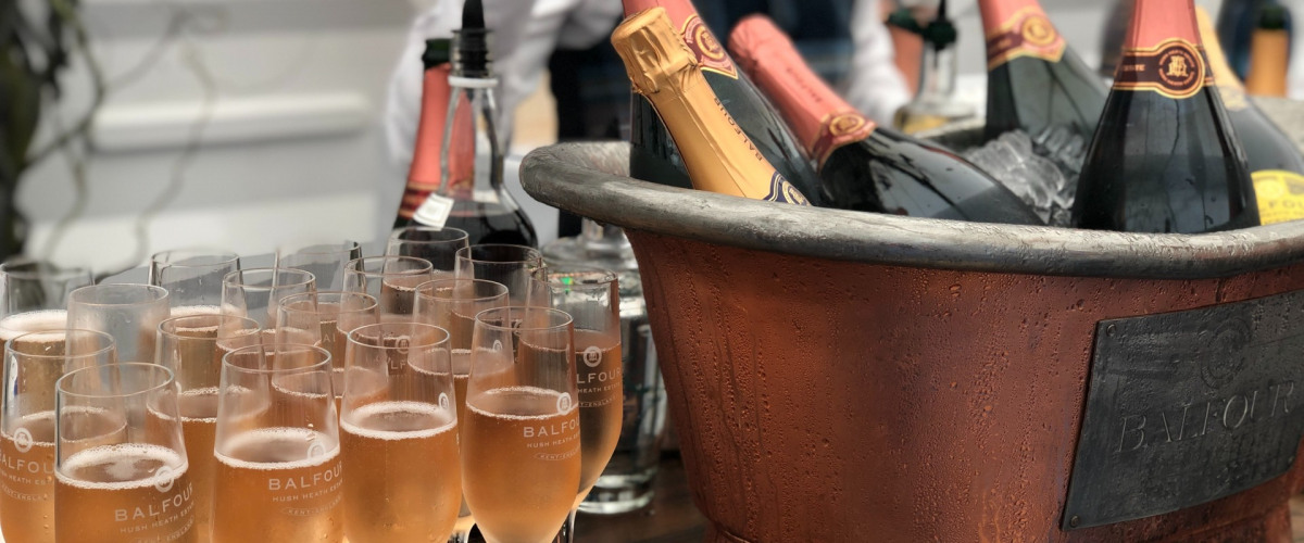 Top Five Places to Grab & Sip a Rosé on National Rosé Day
