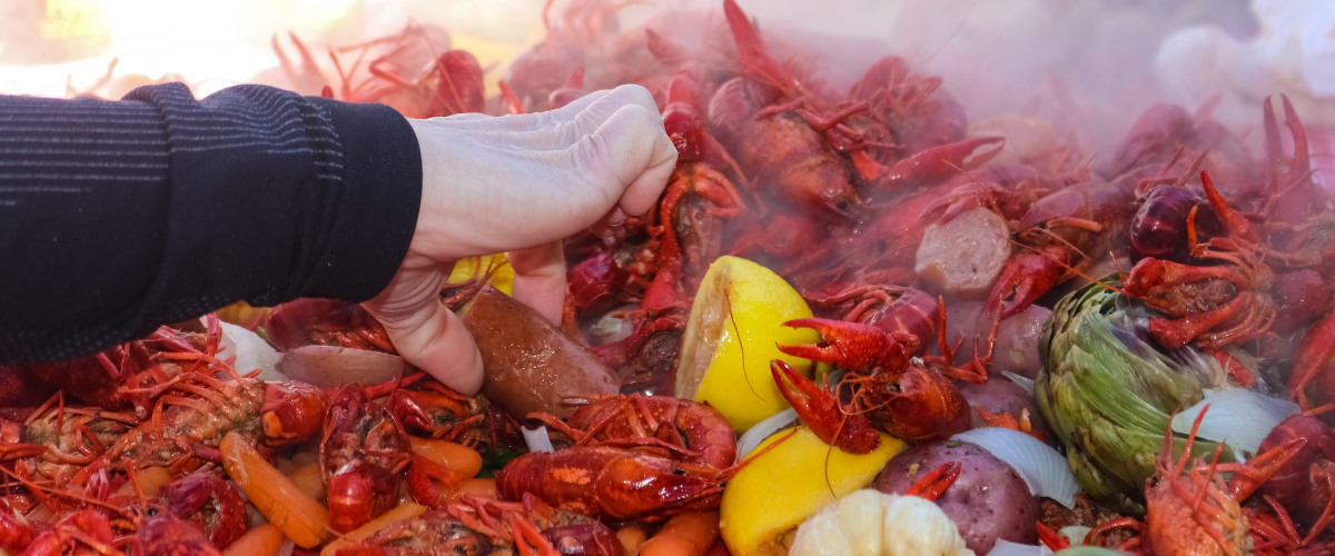 15 Ways To Get Invited to the Next Crawfish Boil