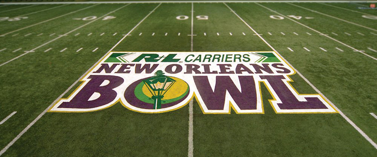2019 R+L Carriers? New Orleans Bowl this Saturday