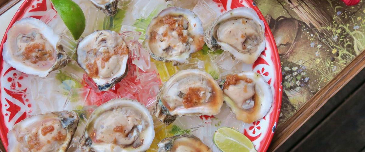 $20 & Under: Happy Hour on the Half Shell