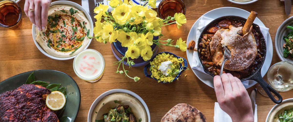 Five Spots to Enjoy Hummus for International Hummus Day
