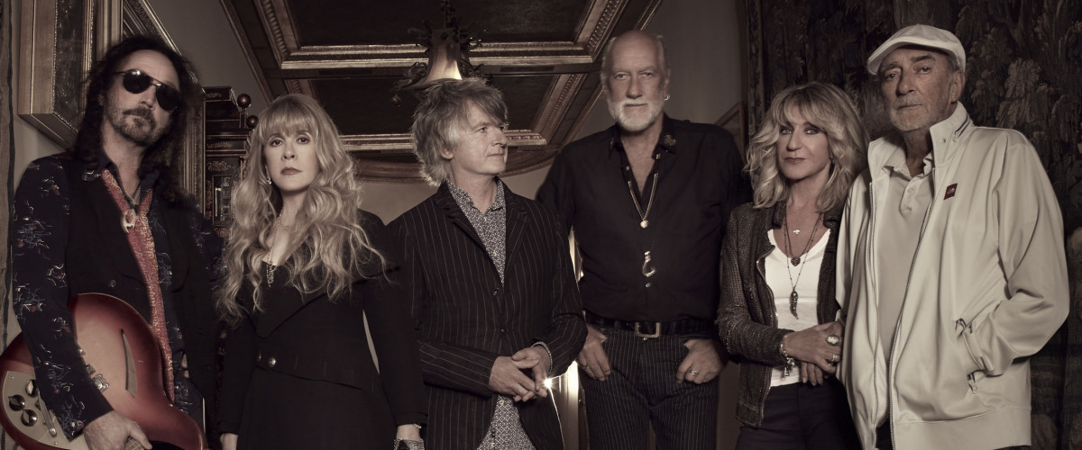 Fleetwood Mac Cancels 2019 Jazz and Heritage Festival Appearance