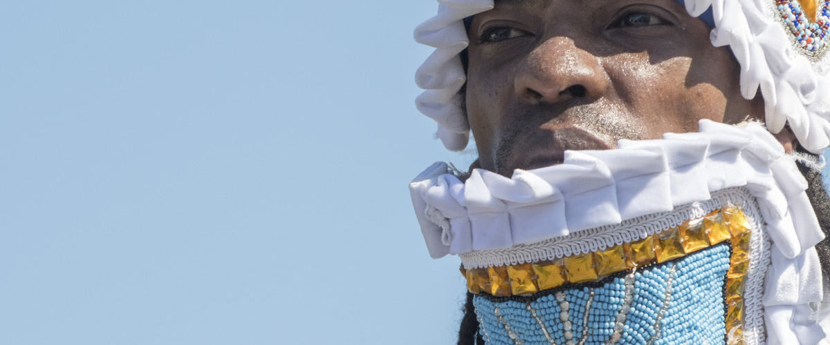 Mardi Gras Indian Tribes Prepare For Super Sunday Festival