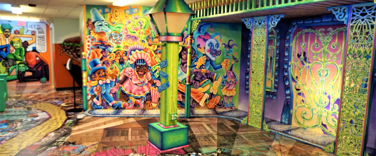 JAMNOLA Is A Colorful Oasis