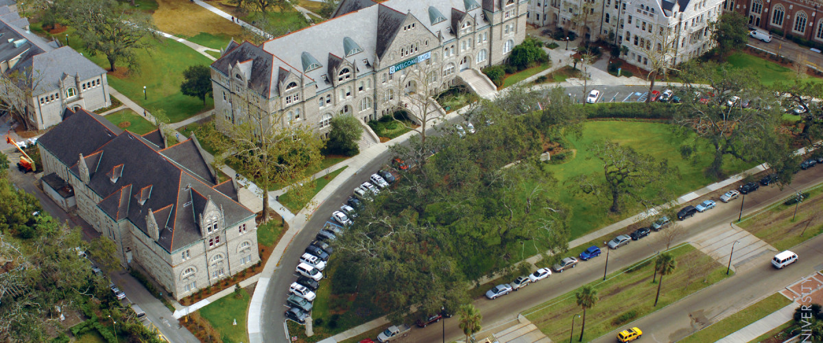Tulane University Voted Top Party School in America