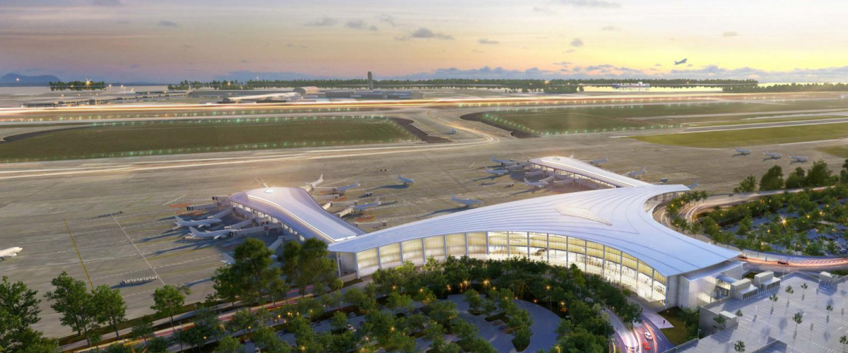New Louis Armstrong New Orleans International Airport (MSY) Opening Now Delayed Until Fall 2019
