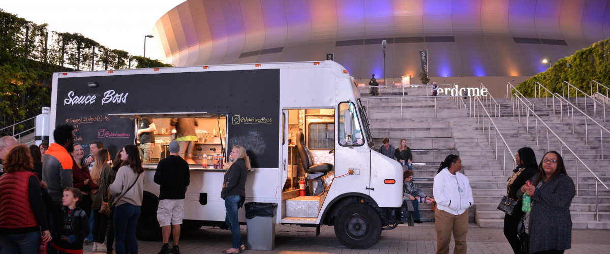 Nomad food truck fest kicks off the new app
