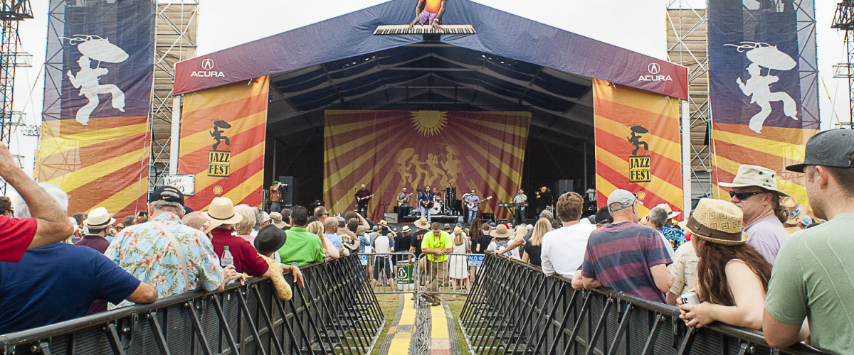 April Fool's Joke? Led Zeppelin Named As Replacement For The Rolling Stones At Jazz Fest