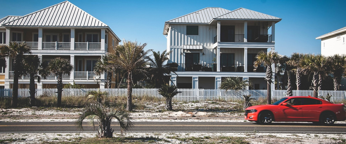 One Florida County Reopens Beach Houses?But Not for Everyone