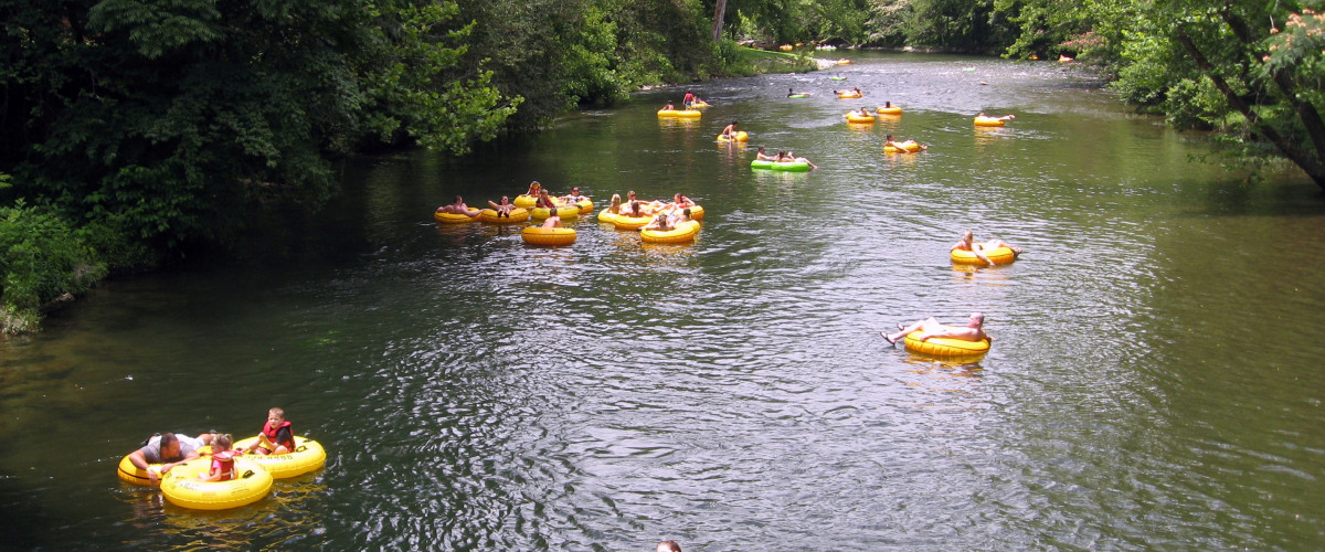 Hope Floats: Louisiana Tubing Trips Provide the Perfect Escape