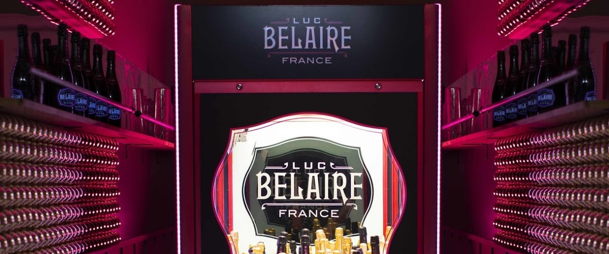 Luc Belaire Invites You to Dig In with Their New Claw Machine