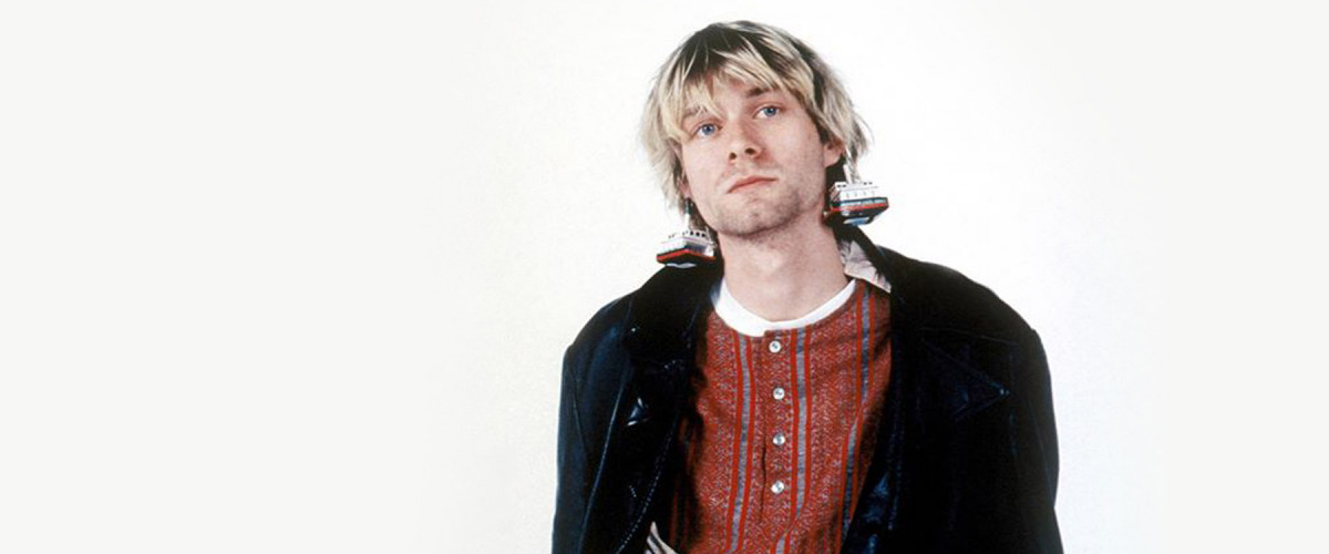 Kurt Cobain's Unwashed Sweater Goes to Auction