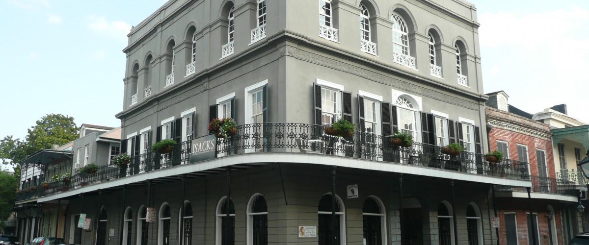The Mystery of the Lalaurie Mansion