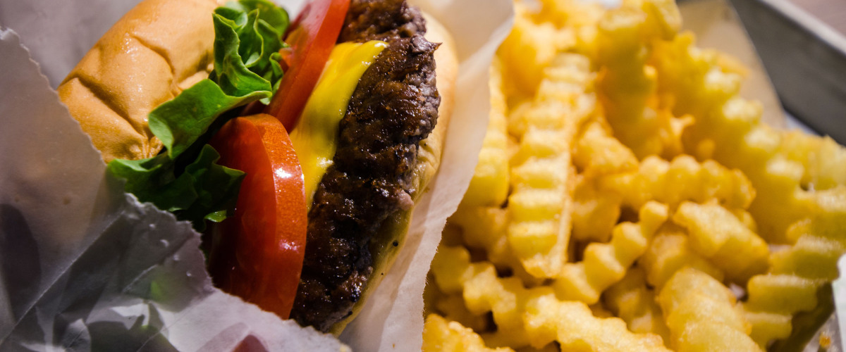 Shake Shack Sets Up in Downtown New Orleans