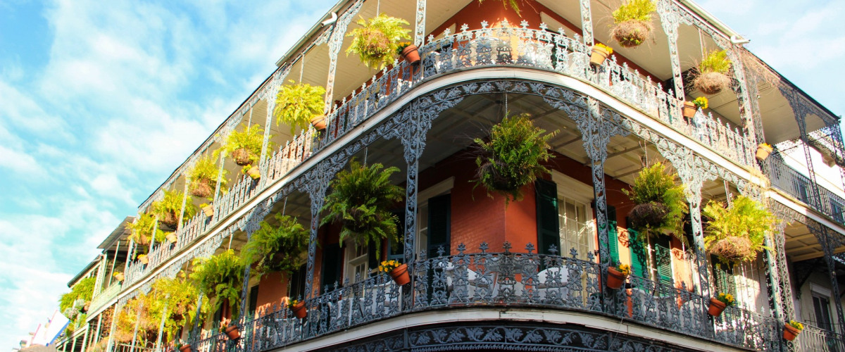 New Orleans Ranked Top 10 Summer Hot Spot, Obviously