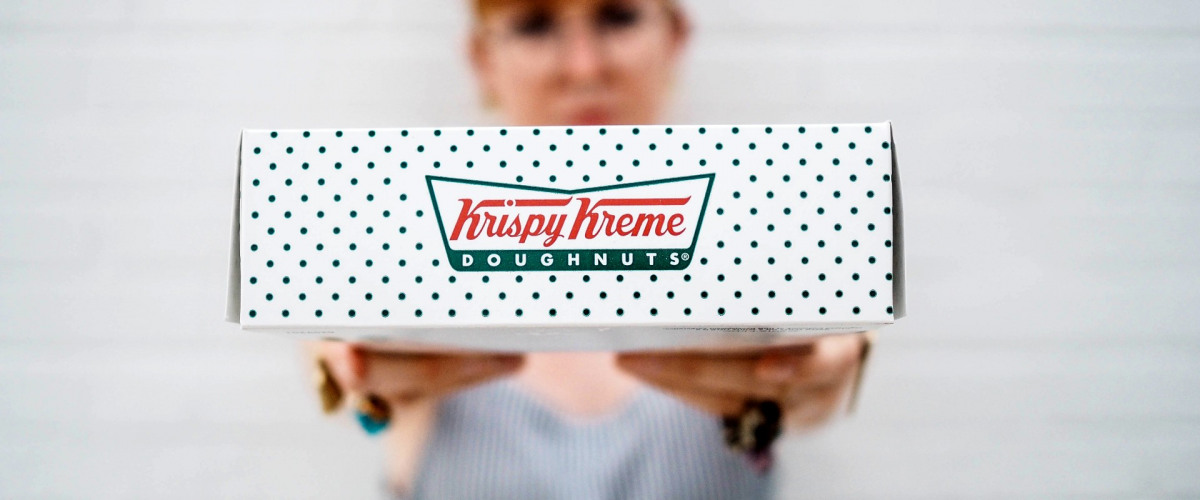 """""""Two"""" Good to be True: Get Two FREE Krispy Kreme Doughnuts with Proof of Vaccination!"""