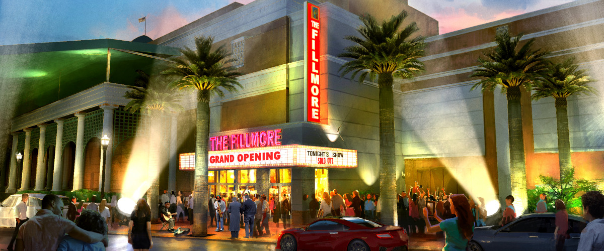 The Fillmore New Orleans: An Exciting New Music Venue Opening in Harrah?s Casino