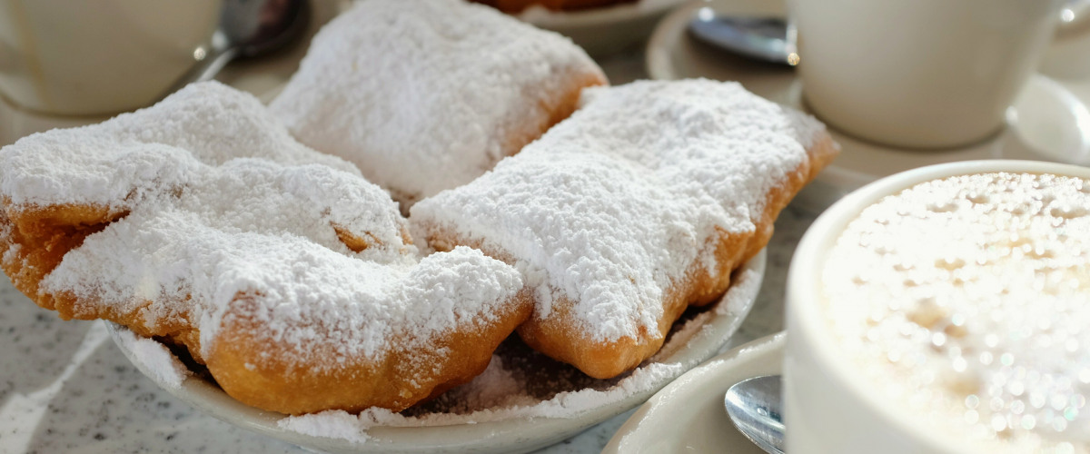 Disney World's Port Orleans Resort is Selling Boozy Beignets
