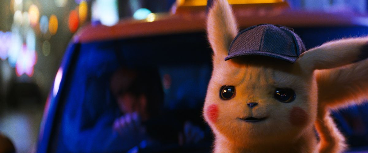 Film Review: <em>Pokemon: Detective Pikachu</em>