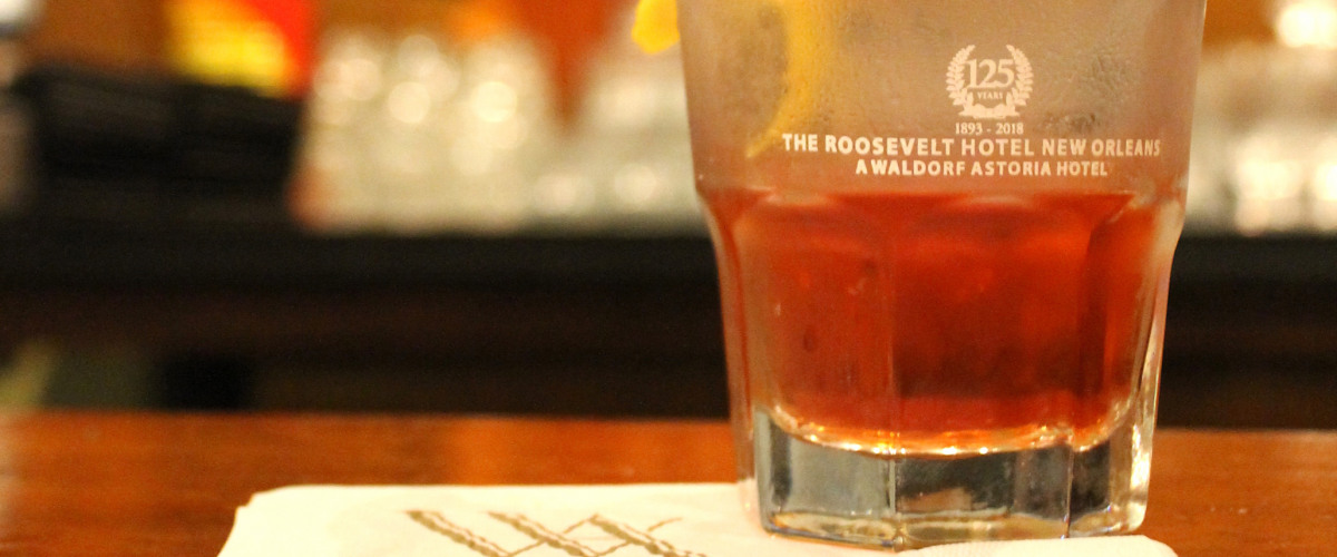 The Sazerac Bar Debuts ?Sazerac 125? Cocktail to Commemorate 125th Anniversary of The Roosevelt New Orleans