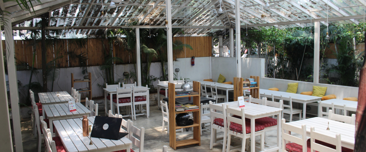 Dining Out: Eight Places to Eat Outside