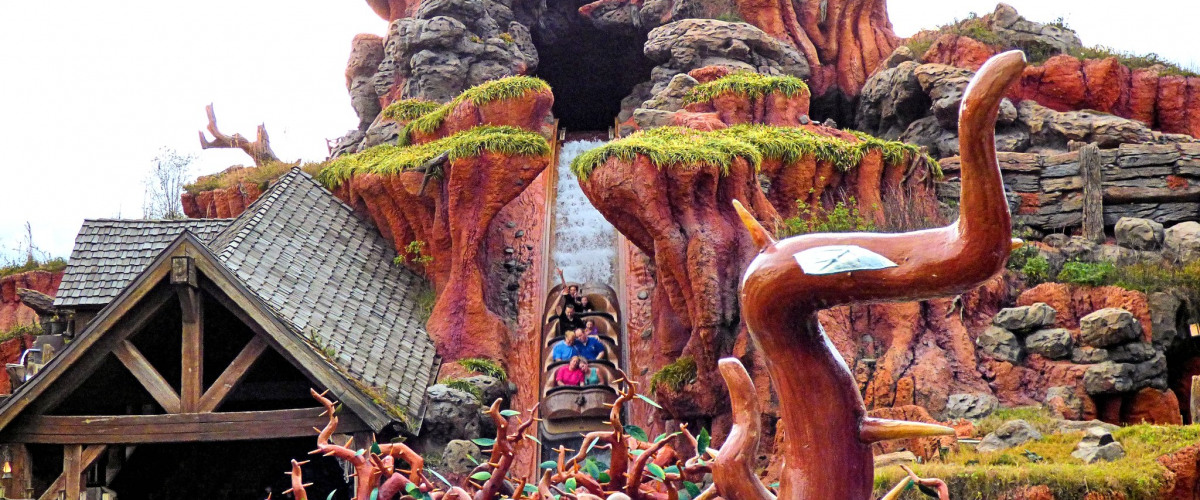 Disney?s Splash Mountain to be Reimagined to <em>Princess and the Frog</em>