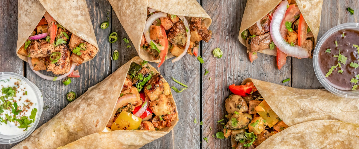 Five Spots to Visit for National Burrito Day