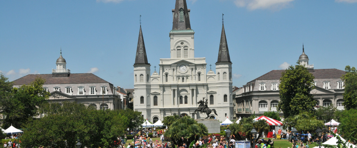 French Quarter Fest 2020 Rescheduled to April 16-19