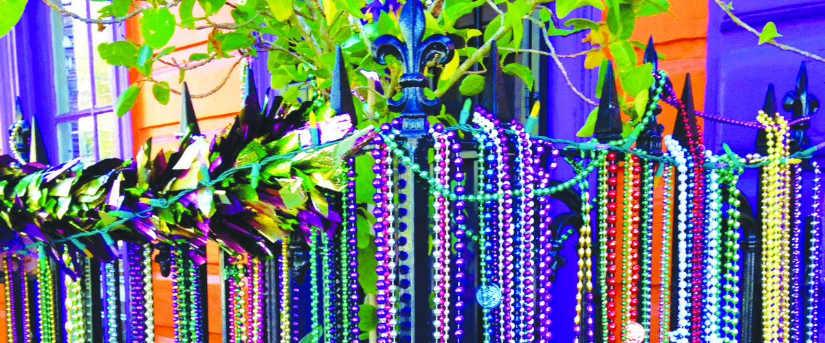 Throws of Passion: The History of the Mardi  Gras Loot We Love