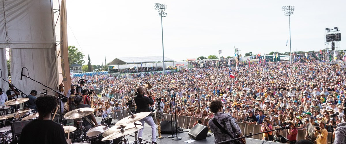 Jazz Fest 2021 Announces Which Artists Will Play on Which Days