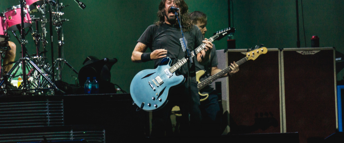 Foo Fighters to Headline Grand Opening of The Fillmore New Orleans