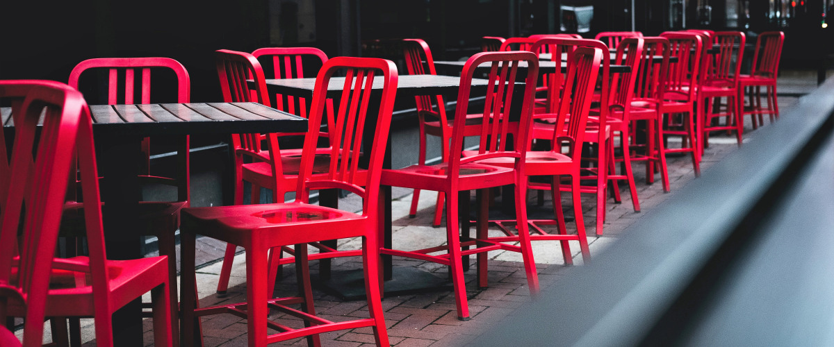 Drive-In Dining?: Restaurants Allowed to Continue Outdoor Seating in Parking Spaces and on Sidewalks