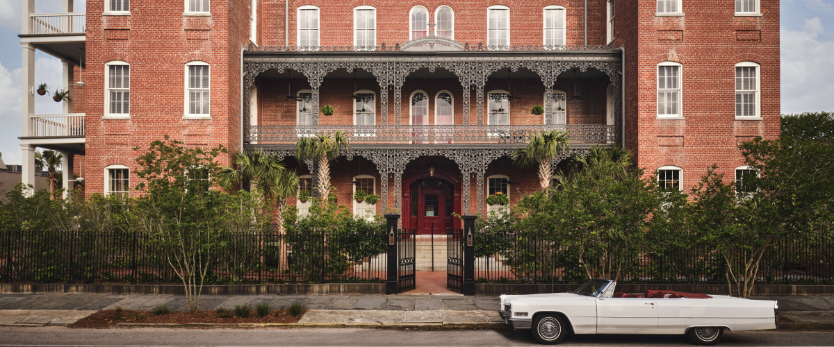 Rags to Riches: Hotel Saint Vincent