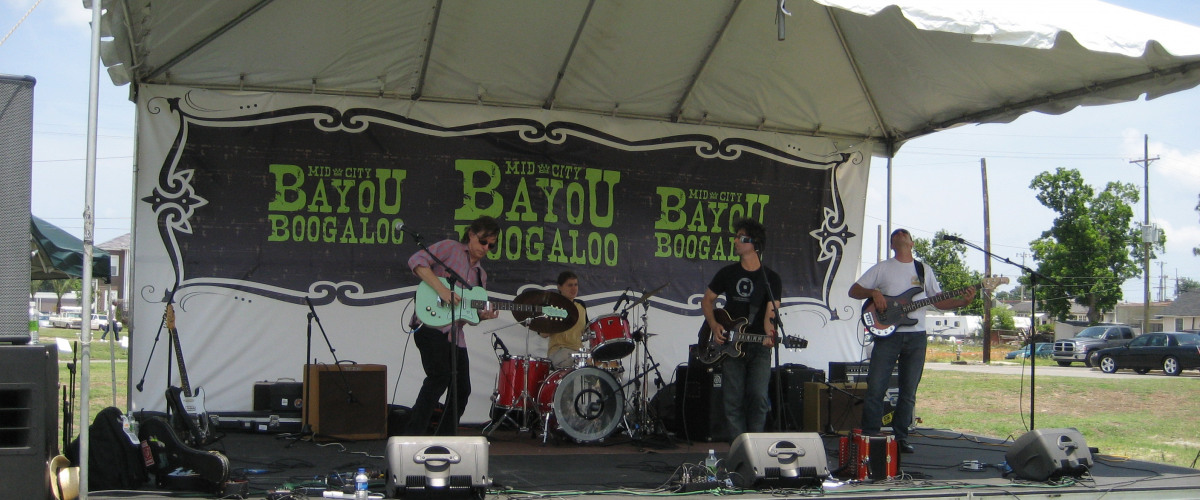 Celebrate Local Culture at Mid-City Bayou Boogaloo