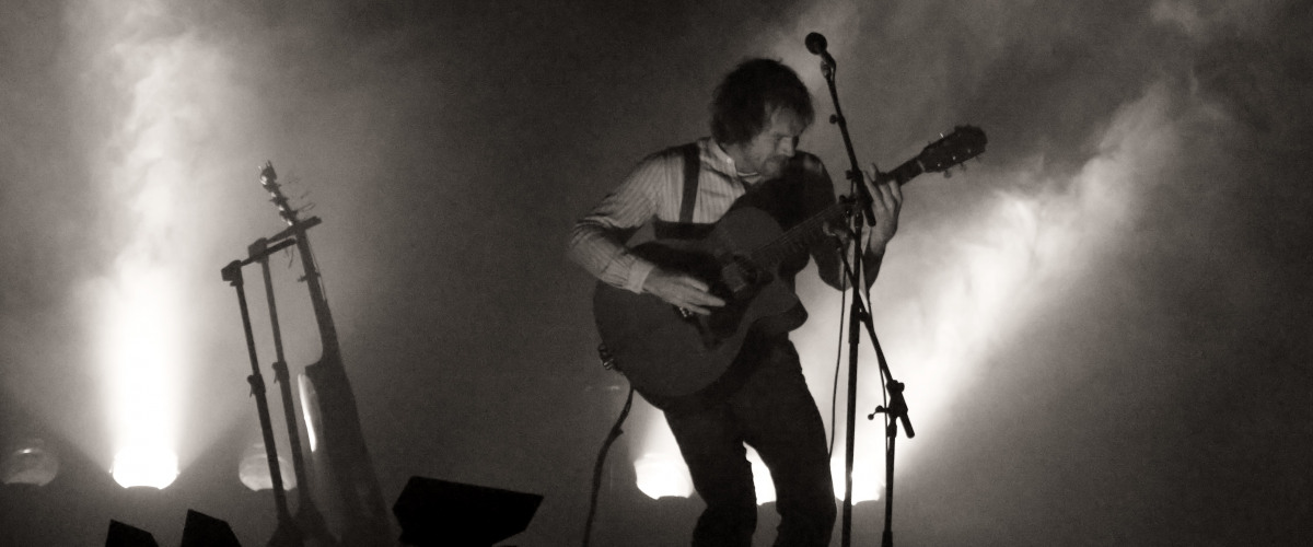 An Evening with Damien Rice at the Orpheum Theater