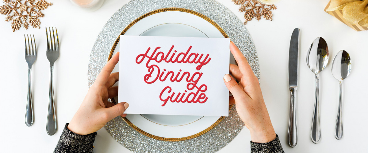 Holiday Dining Guide 2020