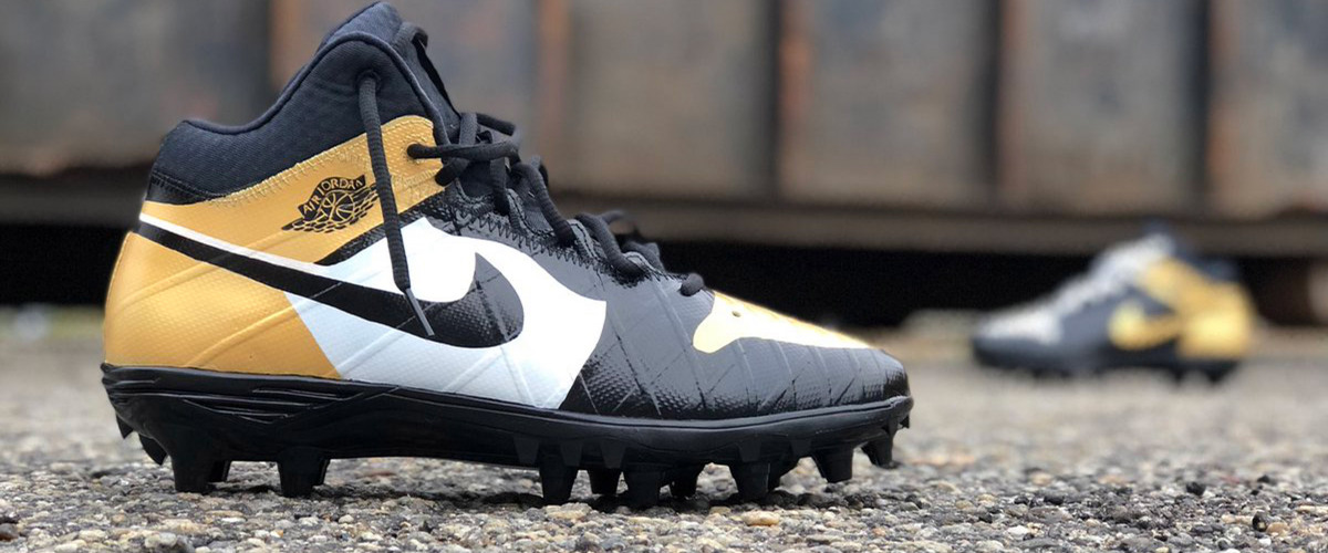 Michael Thomas? Custom Jordans Celebrate His Record Setting Season