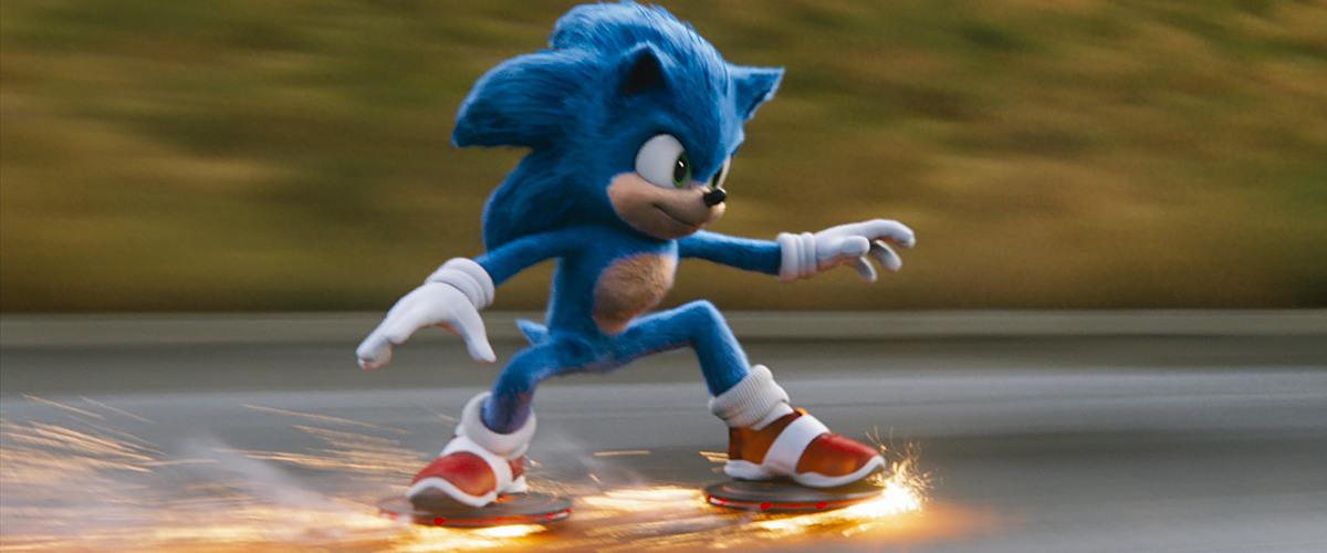 Film Review <em>Sonic the Hedgehog</em>