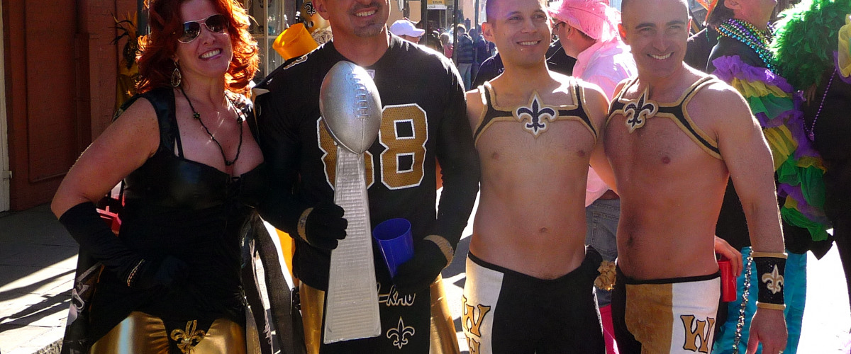 Who Dat Nation Ranked as Best NFL Fan Base