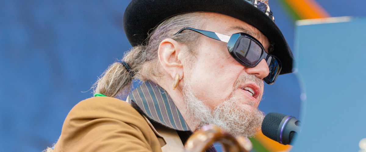 Final Dr. John Album to be Released Posthumously