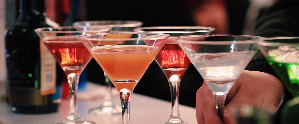 Help Maintain and Preserve City Park at Martini Madness!